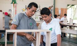 Founding a Vocational School in Nicaragua